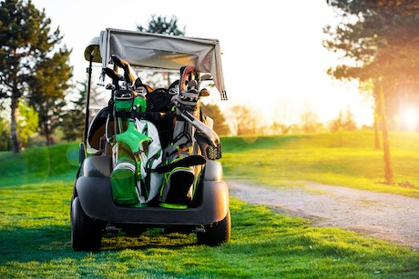 Understanding golf cart batteries.