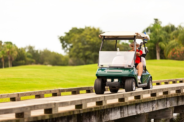 How to make your golf cart battery last all day.