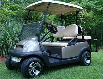 Golf Cart Battery Replacement